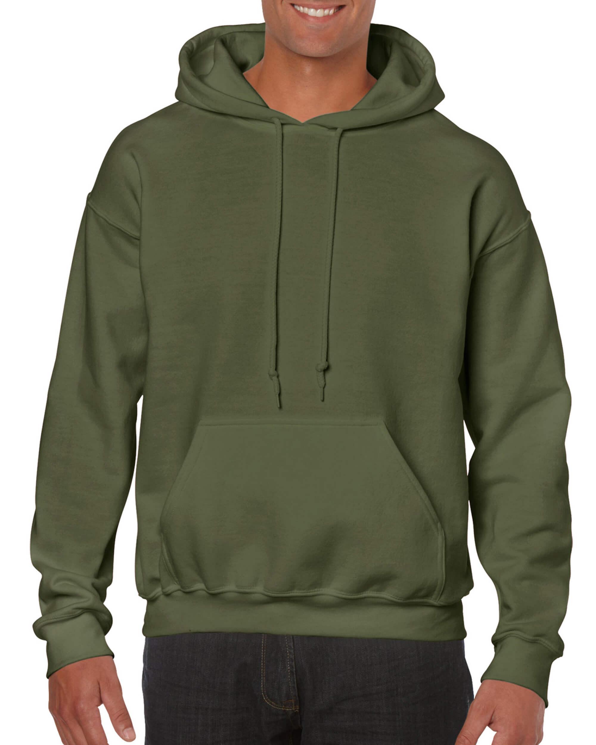 7b103b62 Military Green Pullover Hoodie • T-Shirt Explosion